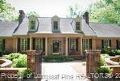 Single Family Home For Sale: 7311 Villanow Drive