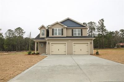Harnett County Single Family Home For Sale: 148 Old Field Loop