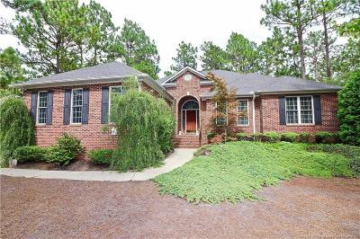 Pinehurst Single Family Home For Sale: 6 Peachtree Lane