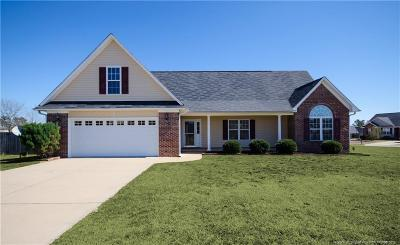Raeford  Single Family Home For Sale: 120 Clearbrook Place