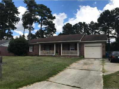 Fayetteville Rental For Rent: 6695 Dormy Circle