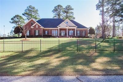 Hope Mills Single Family Home For Sale: 5370 Clubhouse Lane