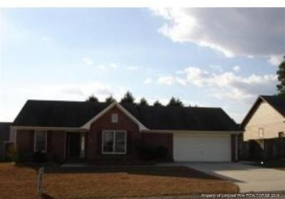 Hope Mills Rental For Rent: 5336 Pringle Way