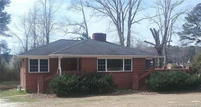 Sanford Single Family Home For Sale: 755 Greenwood Road