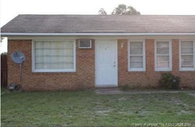 Fayetteville Rental For Rent: 6308 Church Street #2