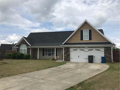 Fayetteville Rental For Rent: 700 Bellingham Way