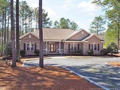 Whispering Pines Single Family Home For Sale: 1835 Airport Road