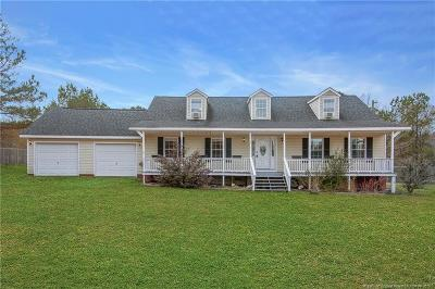 Cameron Single Family Home For Sale: 1862 Nc Highway 87