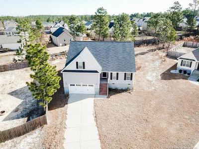 Harnett County Single Family Home For Sale: 20 Fifty Caliber Drive