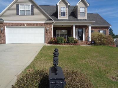 Hope Mills Rental For Rent: 3917 Tasha Drive
