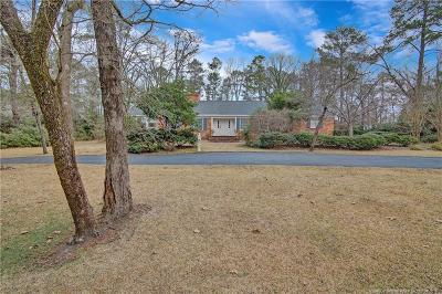 Fayetteville Single Family Home For Sale: 2830 Skye Drive
