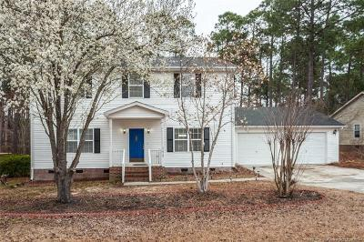 Sanford Single Family Home For Sale: 177 Coachman Way