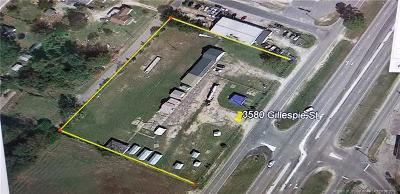 Fayetteville Residential Lots & Land For Sale: 3580 Gillespie Street