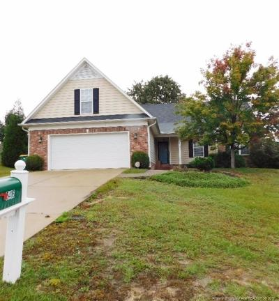 Hope Mills Rental For Rent: 5416 Arnette Road