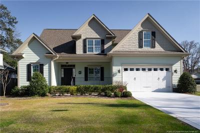 Fayetteville Single Family Home For Sale: 2503 McNeill Circle