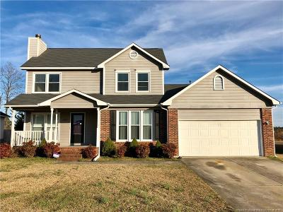 Cumberland County Single Family Home For Sale: 4824 Deer Lakes Road