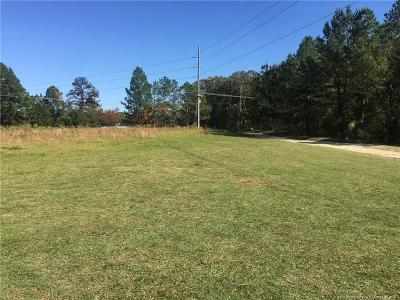 Hope Mills Residential Lots & Land For Sale: 4868 Grays Creek Church Road