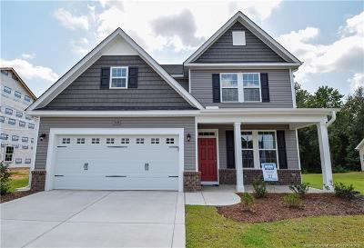 Raeford Single Family Home For Sale: 360 Bridgehaven (Lt222) Drive