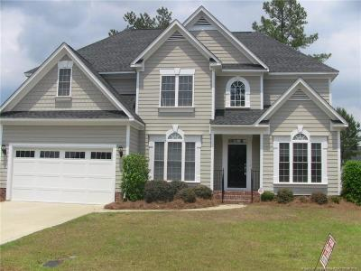 Fayetteville Single Family Home For Sale: 3918 Birkhoff Lane