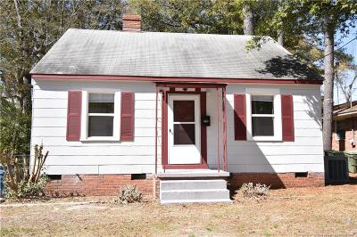 Fayetteville Rental For Rent: 204 Sedberry Street