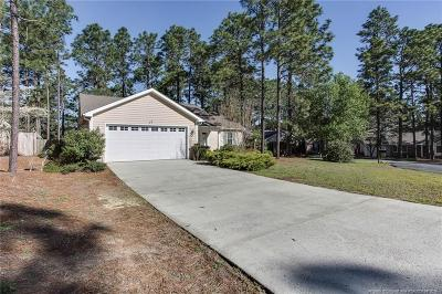 Pinehurst Single Family Home Active Under Contract: 17 Cameron Lane
