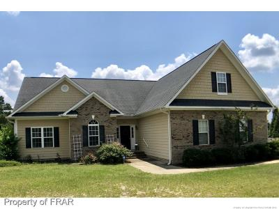 Raeford  Single Family Home For Sale: 515 Booth Pond Road