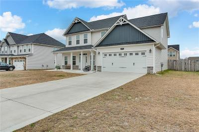 Raeford  Single Family Home For Sale: 379 Royal Birkdale Drive