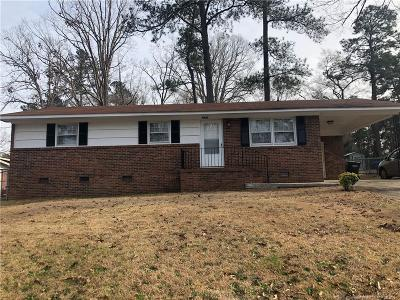 Fayetteville Single Family Home For Sale: 6433 Ginger Circle