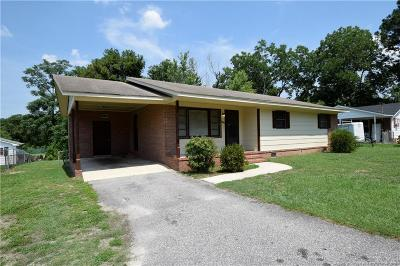 Fayetteville Single Family Home For Sale: 3938 Village Drive