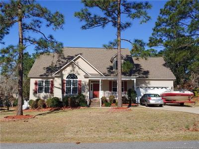Harnett County Single Family Home For Sale: 68 Lone Pine Trail