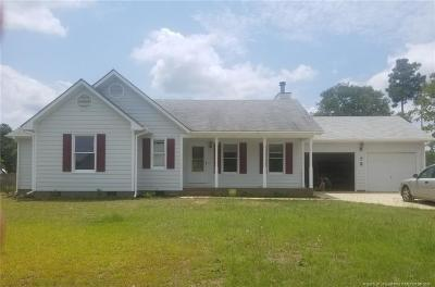 Harnett County Single Family Home For Sale: 72 Pineridge Drive