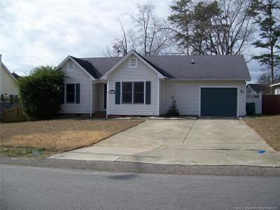 Fayetteville Rental For Rent: 3613 Hastings Drive