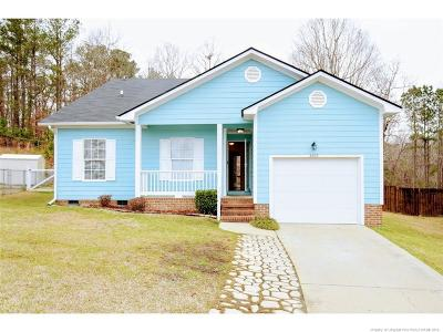 Fayetteville Rental For Rent: 3205 Melba Drive