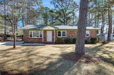 Fayetteville Single Family Home For Sale: 286 Decatur Drive