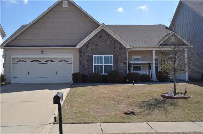 Fayetteville Single Family Home For Sale: 2825 Truewinds Drive