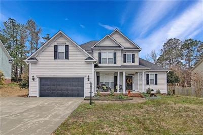 Hope Mills Single Family Home For Sale: 1408 Blue Ribbon Lane