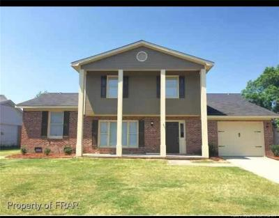 Fayetteville Rental For Rent: 516 Anona Drive