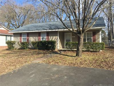 Fayetteville Rental For Rent: 807 Sessoms Street