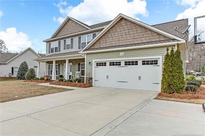 Sanford Single Family Home For Sale: 1608 Porches Way