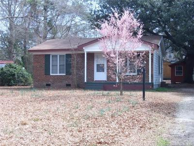 Harnett County Single Family Home For Sale: 605 S Orange Avenue