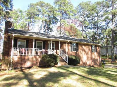 Sanford Single Family Home For Sale: 1415 Pendergrass Road