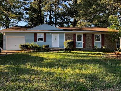 Fayetteville Single Family Home For Sale: 4732 Friar Avenue