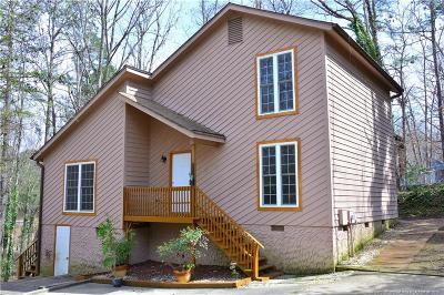 Fayetteville Single Family Home For Sale: 308 Whipple Tree Lane
