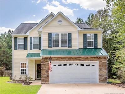 Moore County Single Family Home For Sale: 722 Tanager Drive
