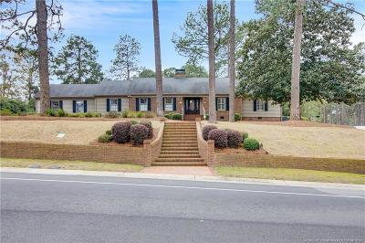 Fayetteville Single Family Home For Sale: 1200 Longleaf Drive