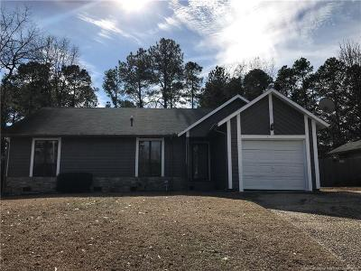 Fayetteville Single Family Home For Sale: 4487 Kinkead Court
