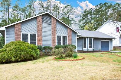 Fayetteville Single Family Home For Sale: 1797 Geiberger Drive