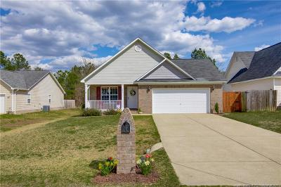 Fayetteville Single Family Home For Sale: 4817 Laurelwood Place