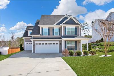 Harnett County Single Family Home For Sale: 278 Bandana Way