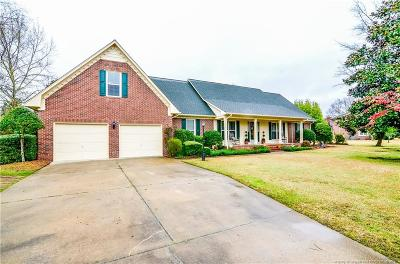 Cumberland County Single Family Home For Sale: 6087 Gallberry Farms Road